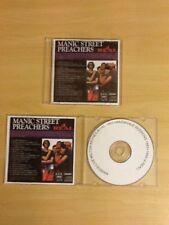 MANIC STREET PREACHERS-CD BOOTLEG-LIVE MILTON KEYNES 1993+RADIO SESSIONS 93/94-M