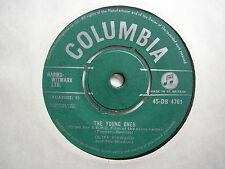"""CLIFF RICHARD: The Young ones (Columbia)  1962 7"""""""