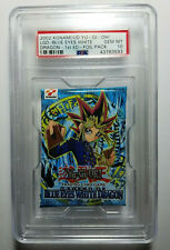 Yu-Gi-Oh Blue Eyes White Dragon, 1st Edition Booster PSA 10! Gem Mint - English