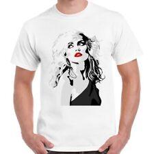 Debbie Harry Blondie Singer Rock Pop Disco Music Retro Unisex T Shirt 2891
