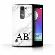 Cover e custodie opaci bianchi per cellulari e palmari per LG
