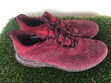 Mens Adidas AlphaBounce LEA Running Sneakers Size 12