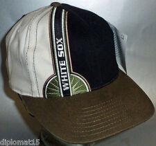 AMERICAN NEEDLE Vintage Snapback Cap MLB Chicago White Sox 90s N.O.S. NEU