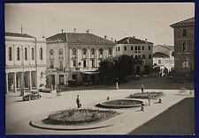 VALDOBBIADENE PIAZZA MARCONI VIAGGIATA FG ANNI 50 #15581