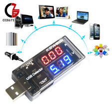 USB Charger Doctor Battery Voltmeter Ammeter Current Voltage Charging Detector