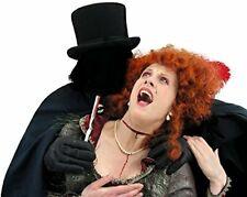 Deluxe Prosthetic SFX Makeup Wound Slashed Throat Cut Halloween Blood Spirit Gum