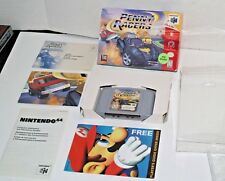 Nintendo 64 N64 Penny Racers in Box w/ Insert & Poster - 100% Tested