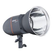 walimex pro Newcomer 100Ws Studioblitz, eingebauter Empfänger, Standardreflektor