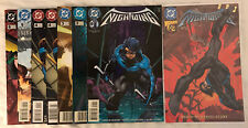 Nightwing #1 - 6 + 1/2 DC Comics by Dixon, Mcdaniel & Story