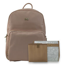 PU Faux Leather Mummy Baby Diaper Bag Backpack Shoulder bag Waterproof