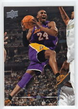 Upper Deck Kobe Bryant Basketball Trading Cards