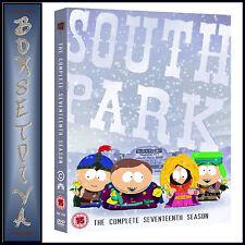 SOUTH PARK - COMPLETE SERIES SEASON 17  **BRAND NEW DVD**