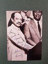 Sherman Helmsley-signed photo-70 - COA