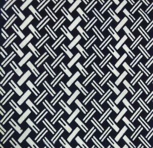BY THE METRE Vintage COTTON Japanese YUKATA Kimono Fabric  #27