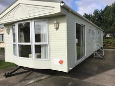 STATIC CARAVAN FOR SALE OFF SITE DOUBLE GLAZED & CENTRAL HEATED