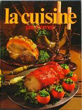 La Cuisine par thèmes - 9 thèmes - Fascicules reliés sous forme de livre -
