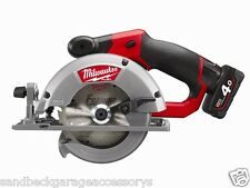 Milwaukee M12 Fuel™ CCS44-402C Cordless Compact Circular Saw 12 Volt 2 x 4.0Ah