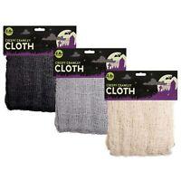 Halloween Creepy Worn Cloth Net Door Curtain Drape Tablecloth Decoration