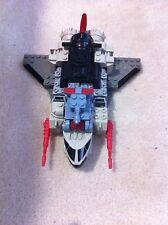BTR Transformer Jetfire with his Mini-con Missing Parts