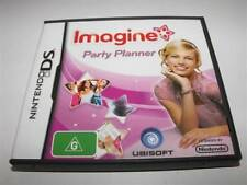 Imagine Party Planner Nintendo DS Game *Complete*
