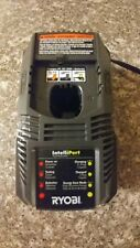 18v Ryobi Li-Ion NiCD Duel Chem Battery Charger IntelliPort 18 volt P118  New!!!