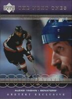 1999-00 Upper Deck Gretzky Exclusives Hockey Card #81 Wayne Gretzky