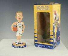2006 Marquette Warriors Golden Eagle Bucks Media STEVE NOVAK Bobblehead In Box