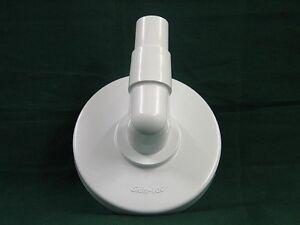 """Genuine Hayward SP11041 Skim Vac Vacuum Plate Twistlock Elbow 1 1/4"""" - 1 1/2"""""""