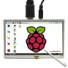 5 Inch LCD HDMI Touch Screen Raspberry Pi 3 Display LCD HDMI Monitor 800x480 M6