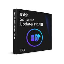 IObit Software Updater 2 Pro 1 year / 1 pc. Worldwide product key