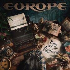 """EUROPE """"BAG OF BONES"""" CD NEW!"""