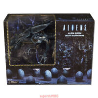 Aliens - Ultra Deluxe Boxed Action Figure - Xenomorph Alien Queen - NECA IN BOX