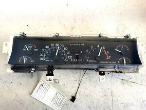 1993 1994 Buick LeSabre Park Avenue Instrument Speedometer Gauge Cluster 218k
