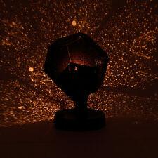 DIY Fairy Night Light Star Laser Projector Lamp Sky Master Gift + Power Adapter