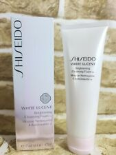 BRAND NEW IN BOX Shiseido White Lucent Brightening Cleansing Foam 125ml/4.7oz
