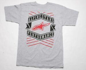 Alpinestars Valvery T-Shirt (M) Athlétique Heather
