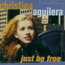 Christina Aguilera [CD] Just be free (2001; 12 tracks)