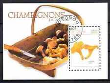 Champignons Bénin (6) bloc oblitéré