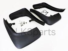 NEW RANGE ROVER SPORT 06-09 F&R MUDFLAPS MUDFLAP SET CAS500070PCL CAT500120PCL