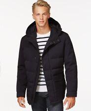Michael Kors Men's Down Parka Coat,Black,Size: 2XL      MSRP:$450.00