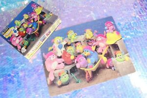 POPPLES Puzzle CONSTRUCTION WORKERS 63 Piece Jigsaw 1987 Golden Complete BG430