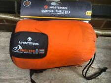 Survival Shelter 8 person Lifesystems Unused