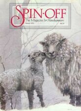 Spin-off magazine Winter 1991: finnsheep, Camel Down, scarves, tussah triangle