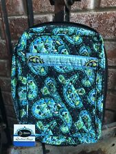 NEW Davinity Quilted Bible Book Bag Faith Hope Love Paisley