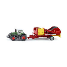Siku 1808 Fendt 939 Tractor with Grimme Potato harvester Maßstab 1:87 new! °