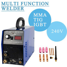 ITS200  TIG/MMA/ARC/STICK Welder 2in1 Stainless/Carbon Welding Machine 240V