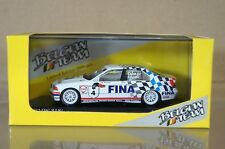 MINICHAMPS 434 932304 BMW 318i WOLRD CUP MONZA 1993 BELGA SQUADRA M DUEZ 4 nd