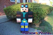 The Diamond Minecraft Pinata, Dan TDM pinata...!