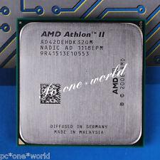 100% OK AD420EHDK32GM AMD Athlon II X3 420e 2.6 GHz Triple-Core Processor CPU