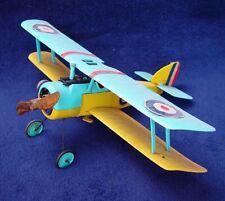 COX USA Control Line .049 Engine BRITISH SOPWITH CAMEL WWI FIGHTER Plane RARE`63